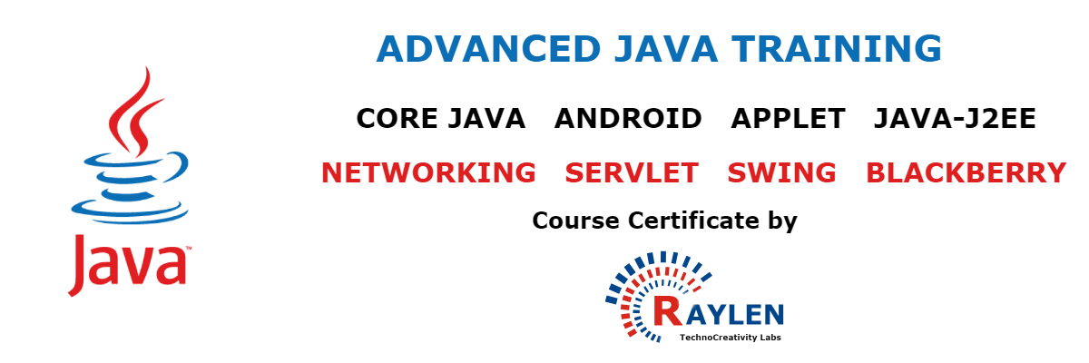 Certificaton Course In Core Java Computer Education