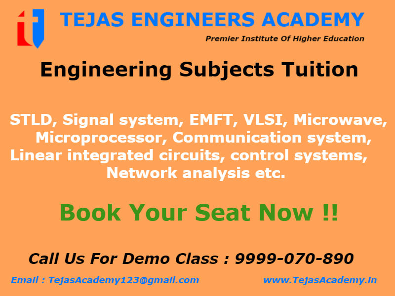 Engineering Tuitions For B.Tech Subjects
