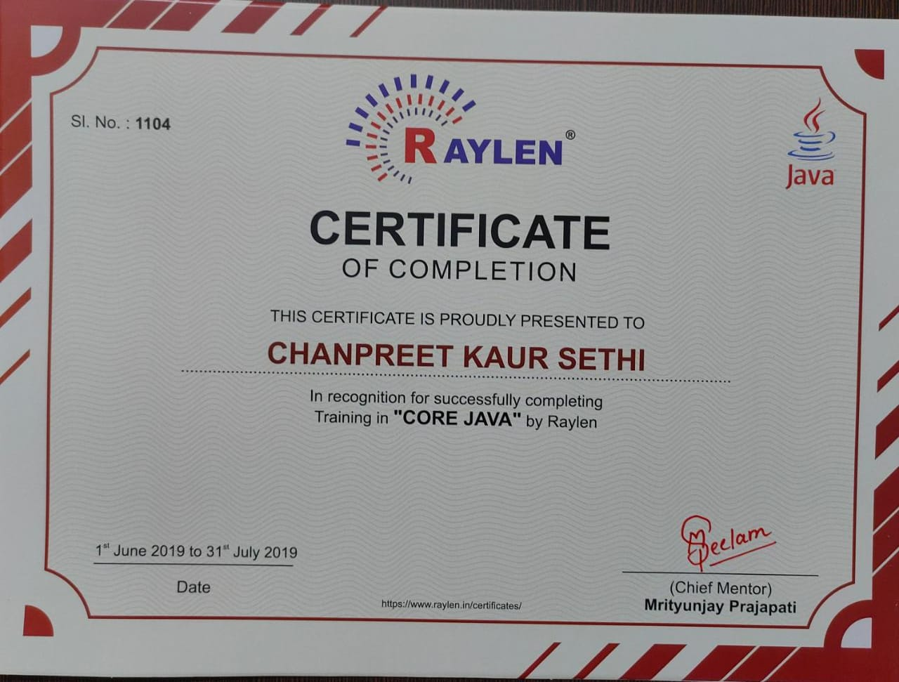 https://www.raylen.in/wp-content/uploads/2019/10/java-certificate-chanpreet-kaur-sethi-1104.jpg